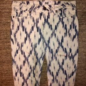 PAIGE Jeans - PAIGE Skinny Jeans